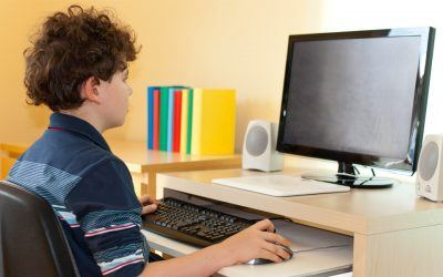 The NSPCC reports a 44% rise in online child sex offences