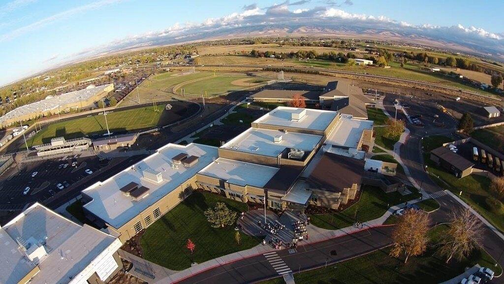 College Place Public Schools building