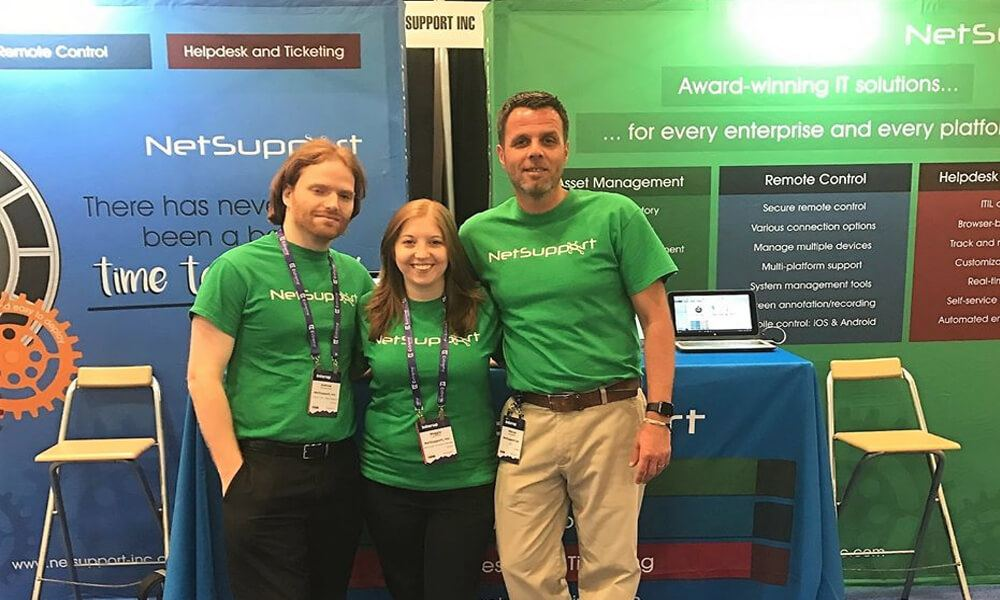 Visit NetSupport at Interop 2017