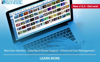 NetSupport School v12.5 is released!