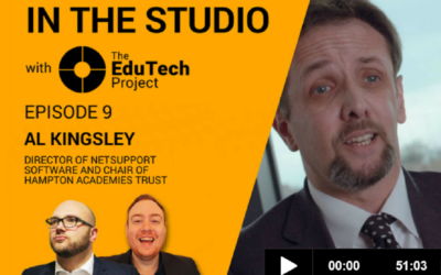 The EduTech Project interviews NetSupport's Managing Director, Al Kingsley