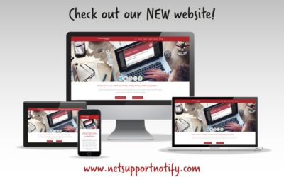 NetSupport Notify Website Update