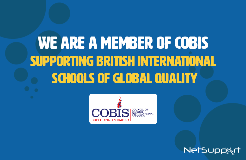NetSupport is a member of COBIS