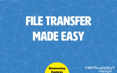 File transfer made easy