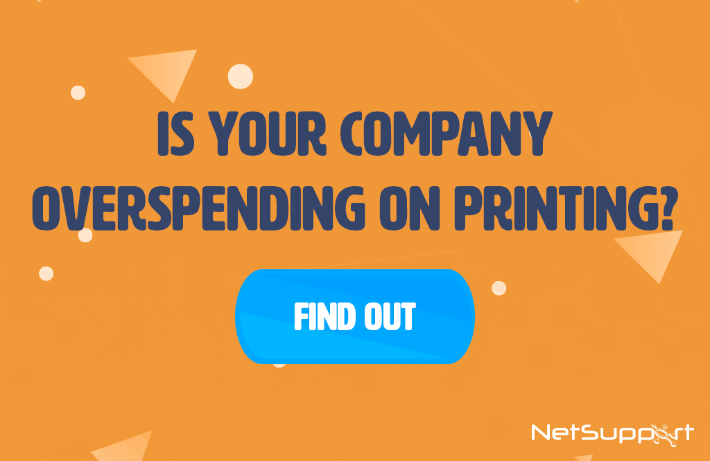 Is your company overspending on printing