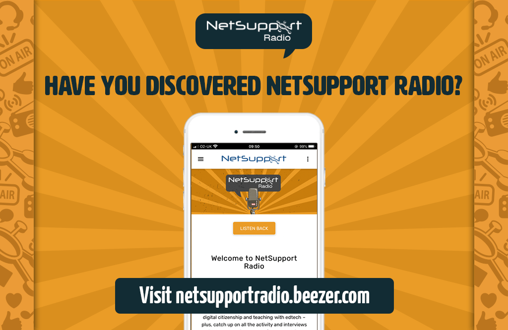 Have you discovered NetSupport Radio?