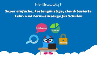 Supereinfache,kostengünstige, cloud-basierteLehr- und LernwerkzeugefürSchulen