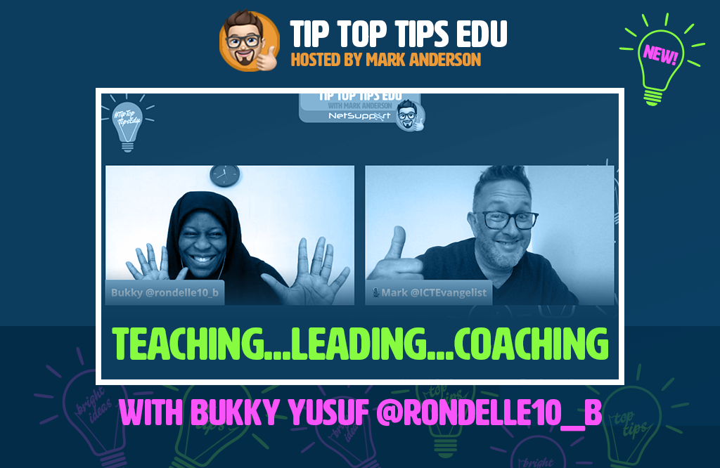 Check out Bukky Yusuf on #TipTopTipsEdu!